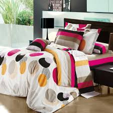 Akemi Bed Linen - north home egyptian cotton akemi duvet cover set home decor