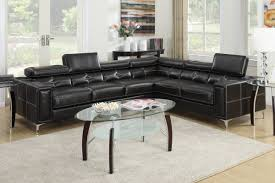 Dobson Sectional Sofa by Black Leather Sectional Black Leather Sectional Sofa Left Side