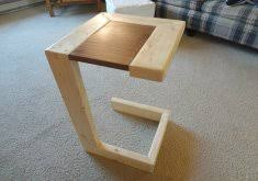 How To Build Small End Table by How To Build A Small Table Out Of Scrap Wood Coffee Table From