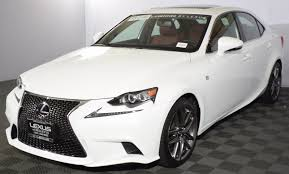 white lexus 2015 lexus is 350 for sale used cars on buysellsearch