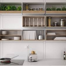 how to organize open kitchen cabinets 12 ideas for organizing with open shelving the family handyman