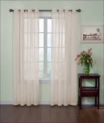 Luxury Linen Curtains Furniture Magnificent Blackout Eyelet Curtains Blue And Brown