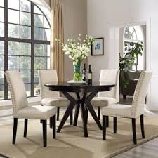 Upholstered Chairs Dining Room Kitchen Dining Room Chairs For Less Overstock