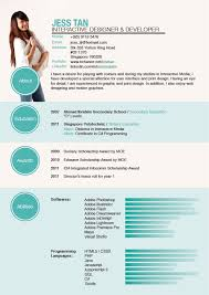 resume by jess tan via behance this is amazing i love it cheeky monkey films resume