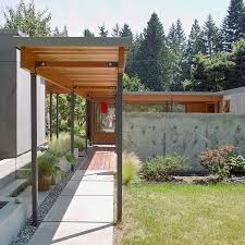 covered walkway from house to garage google search lanscaping