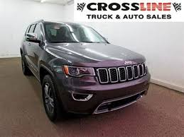 jeep cherokee grey 2017 2017 jeep grand cherokee limited leather fully loaded low kms dark