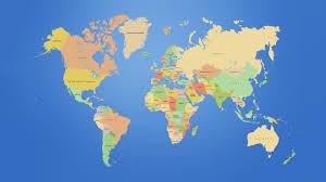 world map wallpaper 6816333