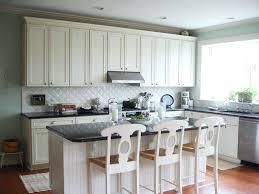 black and white interiors black tile kitchen backsplash black white kitchen tile decoration