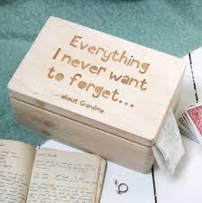 personalised keepsake box personalised wooden keepsake memory box by modo creative