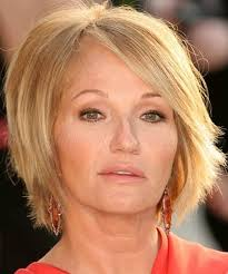 pictures on short bob hairstyles for over 60s cute hairstyles
