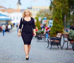 plus size women 7 types of clothes that flatter a full figure