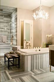 wallpaper ideas for bathrooms chandeliers in bathrooms design chic design chic