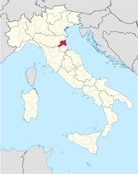 Italy Political Map by Province Of Ravenna Wikipedia