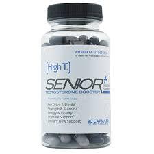 high t senior high t senior testosterone booster supplement 90