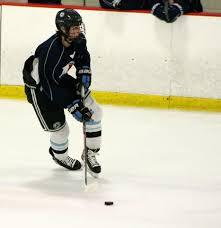 bentley college hockey men u0027s college prospect camp