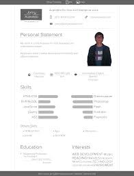 web developer resume example resume tips web developer web developer resume free resume resume cv jonny acevedo web developer and multimedia