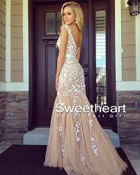 evening dresses sweetheart girl a line backless lace prom dresses lace evening