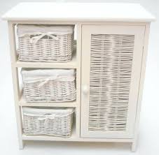 Storage Boxes Bathroom Storages Argos White Wicker Bathroom Storage Wicker Bathroom