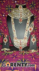 bridal sets for rent rent bridal and semi bridal sets south delhi gorenty post free