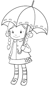 rainy day cartoon pictures gallery black and white google search