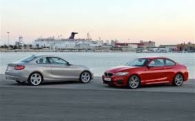 2 series bmw coupe bmw 2 series coupé revealed telegraph