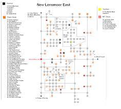 Tower Of Joy Map Maps Of Lensmoor