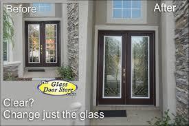 All Glass Exterior Doors The Glass Door Store