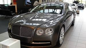 bentley spur interior bentley flying spur 2015 in depth review interior exterior youtube