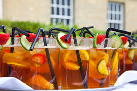 How To Decorate A Pot At Home How To Make The Perfect Jug Of Pimms Good Housekeeping