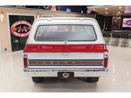 1972 chevrolet blazer for sale classiccars com cc 984221
