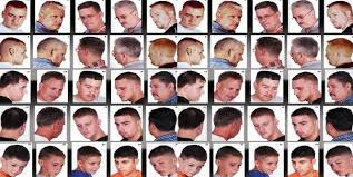 hair cut numbers men s haircut numbers chart the best haircut 2017