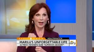 lou henner book marilu henner s superior autobiographical memory