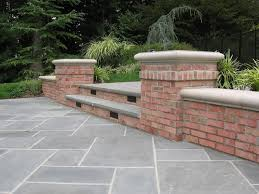 Retaining Wall Patio Design Others Wonderful Patio Retaining Wall Design With Frosted Glass