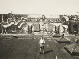 Paint By Number Mural by A Guide To Finding Public Art Wherever You Are In Los Angeles