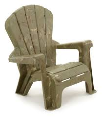 little tikes garden chair camo