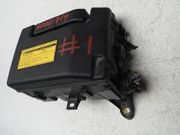 2002 lexus sc430 hood for sale 02 05 lexus sc430 engine fuse relay electrical block box junction