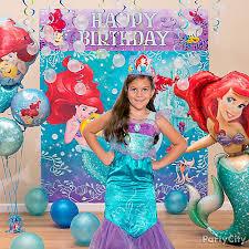 mermaid birthday party mermaid party ideas party city