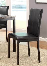 Irving Leather Chair Homelegance Tempe Collection Dining Room Set 2601 48 Dallas