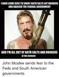 Bath Salts Meme - 25 best memes about bath salt bath salt memes
