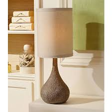 Gourd Table Lamp Chalane Hammered Gourd Bronze Table Lamp Y8112 Lamps Plus