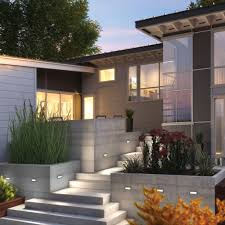 how to choose modern outdoor lighting design necessities modern outdoor lighting ylighting