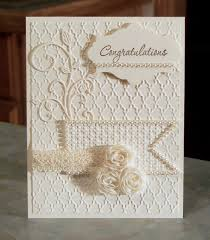handmade wedding cards stin up 28 images handmade white