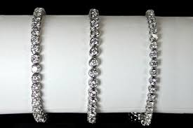 bracelet diamond tiffany images Bracelets at lindsay wolf jpg