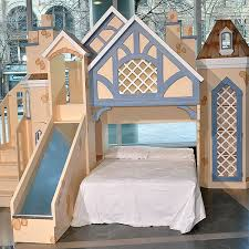 Crib Loft Bed Chantilly Chateau Bunk Bed And Luxury Baby Cribs In Baby Furniture