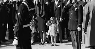 john f kennedy junior john f kennedy jr saluting his father at funeral john f kennedy