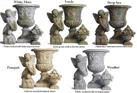 Stone Urn Planter by 28