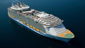 symphony of the seas the world u0027s largest cruise ship fox news video