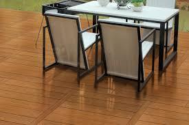Teak Laminate Flooring Free Samples Kontiki Interlocking Deck Tiles Deck In A Box Teak