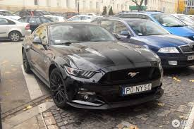 Mustang Gt 2015 Black Ford Mustang Gt 2015 10 May 2017 Autogespot