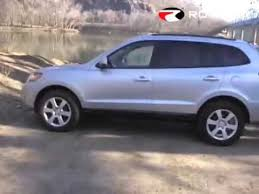 hyundai santa fe review roadfly com 2007 hyundai santa fe limited car review